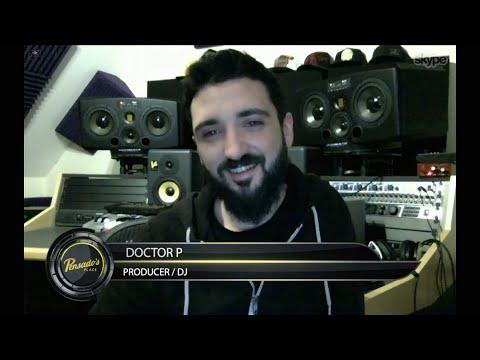 Renowned Bass Producer/DJ Doctor P - Pensado's Place #256