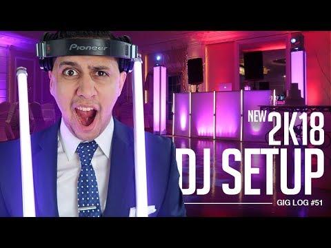 DJ Gig Log: NEW 2018 Mobile DJ SETUP Tour | ApeStick Review