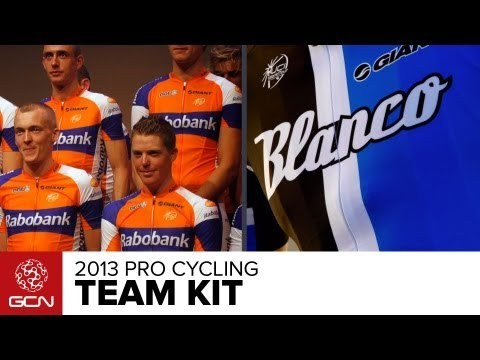 2013 Pro Cycling Team Kits