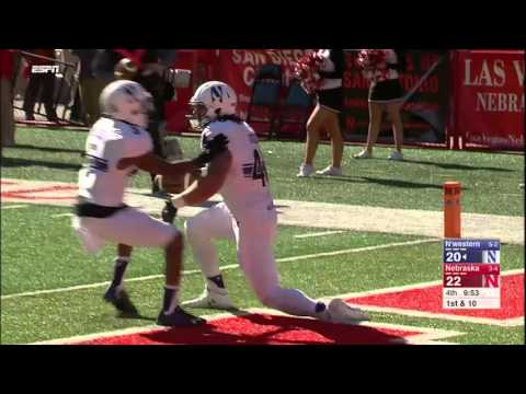 Vitale 37-YD TD vs. Nebraska