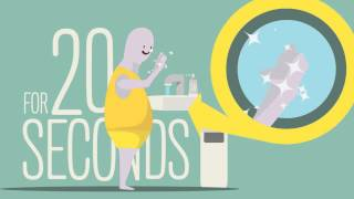 Royal Caribbean International creates fun video to remind passengers to wash your hands!
