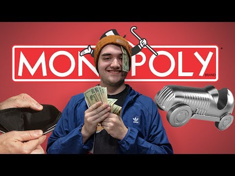 BANKRUPT TRADE DEALS • Monopoly Gameplay