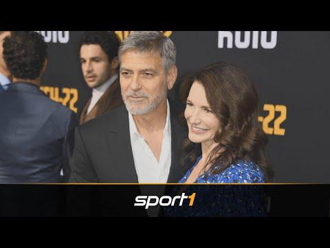 Clooney-Firma will FC Malaga kaufen   SPORT1 - DER TAG