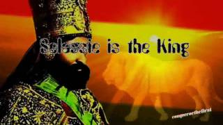 NEW HOT Sizzla ft. Half Pint, Jimmy Riley & Fanton Mojah Selassie is the King Conqueror Video