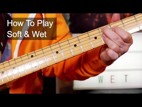 'Soft & Wet' Prince Guitar Lesson