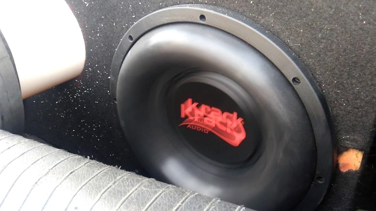 3e9f05e9e59 Subwoofers Krack Audio KEW124XB by CarCulture México