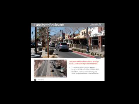 Webinar: Rethinking Streets: An Evidence-Based Guide to 25 Complete Street Transformations