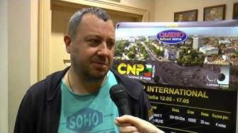 ENTREVISTA ATANAS GEORGIEV  CNP SOFIA
