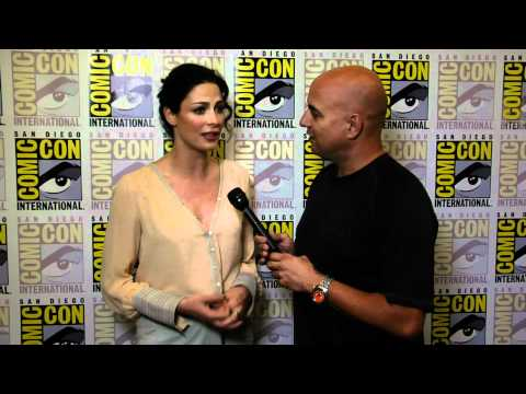 Joanne Kelly Interview For Warehouse 13 At Comic Con 2011 By Chuck The Movieguy