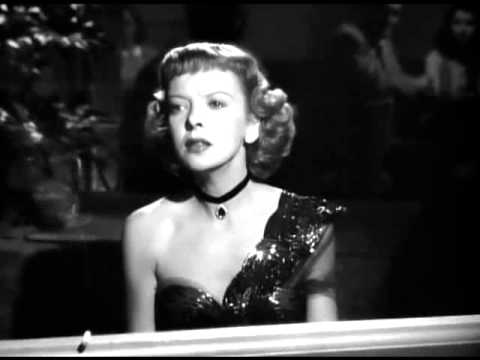 Road House 1948  Ida Lupino  One for My Ba And One More for the Road