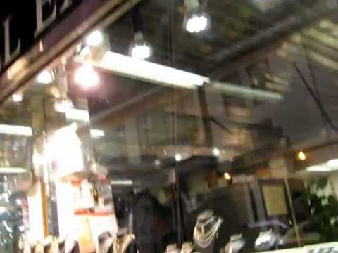Diamond District, West 47th Street, Midtown Manhattan, Nov. 2011 NYC .AVI