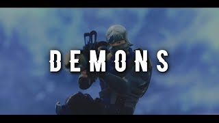 DEMONS (FREE Project File w/clips in Desc) [Fortnite Edit #Replay Royal] Appclip