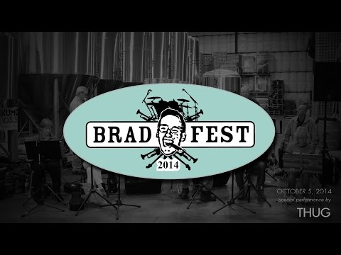 THUG | Bradfest performance at Bent Paddle Brewery
