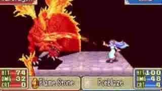 Fire Emblem: Fuuin no Tsurugi (Sealed Sword) Final Chapter