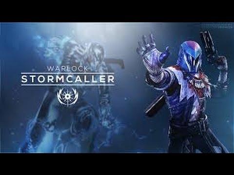 Warlock Stormcaller 1