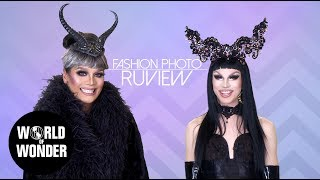 FASHION PHOTO RUVIEW: All Stars 4 Episode 5 with Raja and Aquaria!