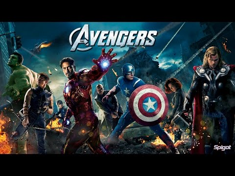 1 hour of The Avengers theme song