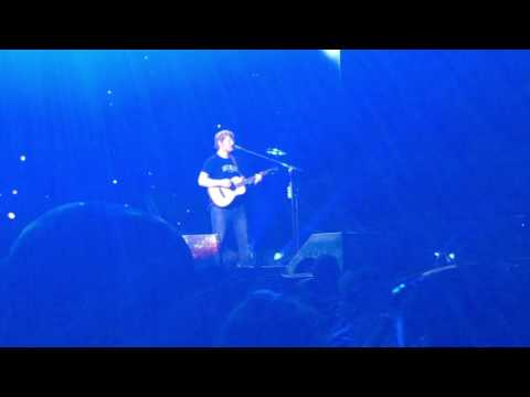 Ed Sheeran - I'm A Mess @ Tacoma Dome 2017