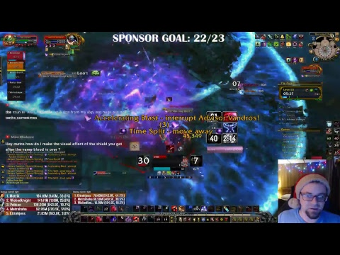 🎄🎅🎄 Trying something new and exciting - Mythic+ Blood DK - Metro's Christmas Marathon 14/25