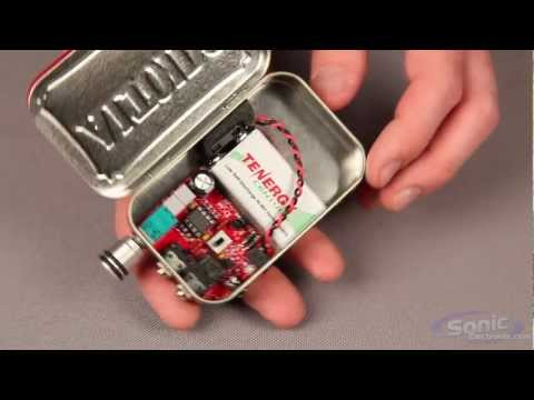 JDS Labs cMoyBB | Curiously Strong Altoids Headphone Amp!