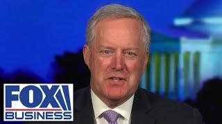 Mark Meadows blasts Democrats' federal election reform bill