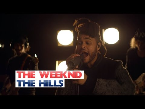 The Weeknd - 'The Hills' (Capital Session)