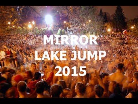 MIRROR LAKE JUMP 2015 // GOPRO