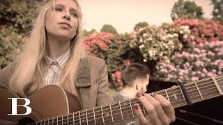 Billie Marten, filmed exclusively for Burberry Acoustic Discover mo...