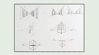 Линейная перспектива в архитектуре