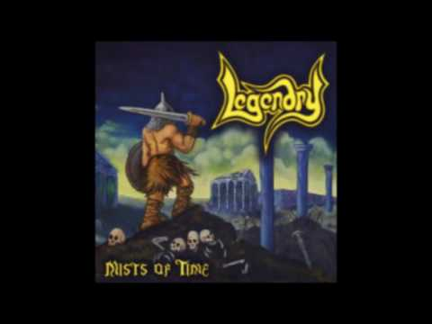 Legendry - Mists of Time (2016)