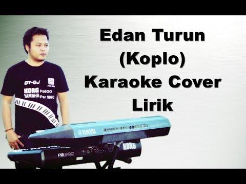 Edan Turun Karaoke Koplo Korg Pa600