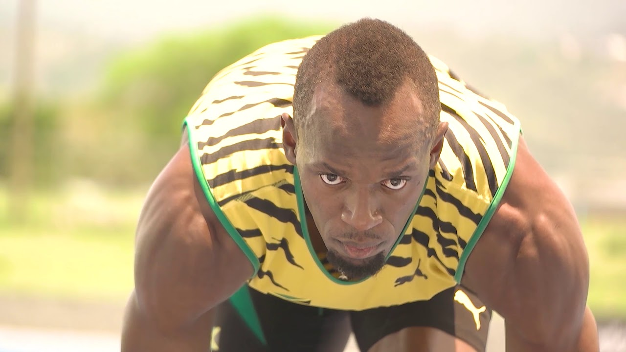 HUBLOT BIG BANG USAIN BOLT VICTORY SET