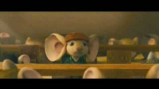 The Tale of Despereaux Movie Ready Class Scene
