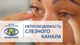 Азнаурян И.Э. Непроходимость слезного канала