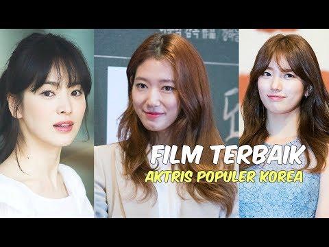6 Film Terbaik Aktris Populer Korea