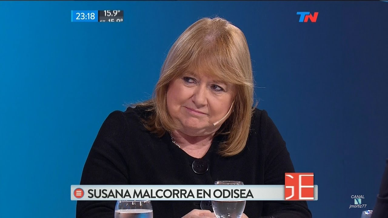 """S.Malcorra (Canciller) en """"Odisea Argentina"""" de C.Pagni y N.Dujovne - 03/10/16"""