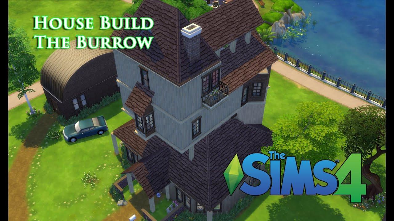 The Burrow Sims 2
