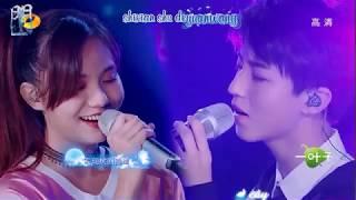 [Cổng 921][Vietsub+Kara][Come Sing With Me] Thụ Độc - Vương Tuấn Khải hát cùng fan