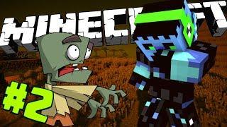 UN NUOVO SOPRAVVISSUTO?! - Minecraft DayZ #2
