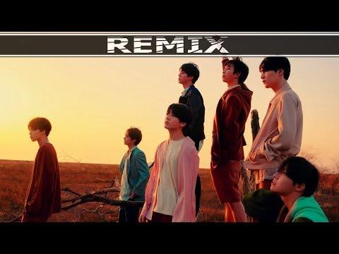 BTS (방탄소년단) 'FAKE LOVE' - (First Nuclo Remix) MV