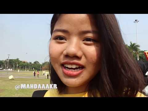 [Mvlog #3] KPOP RANDOM PLAY DANCE WITH GOTOE IN MONAS,JAKARTA!!!