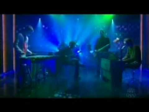 Sigur Ros--- Heysatan (live on Conan)