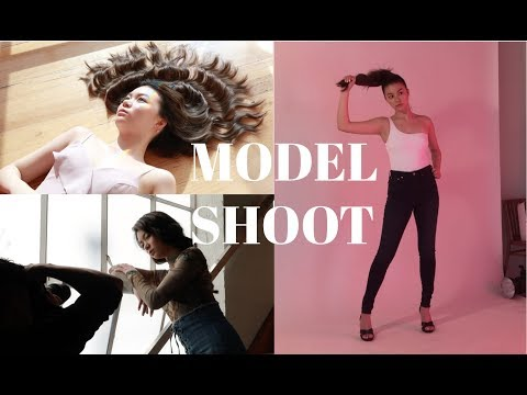 COME WITH ME TO MY MODEL SHOOT ✨| EMILIA thumbnail
