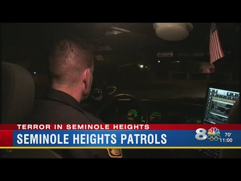 News Channel 8 goes on ride along with Tampa police in Seminole Heights