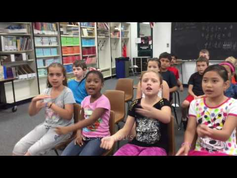 A Song of Peace at Westgate Elementary