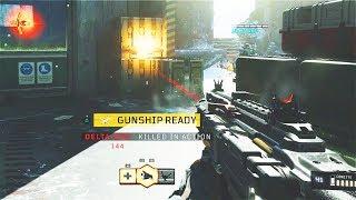 "Black Ops 4 HIGHEST SCORESTREAK ""GUNSHIP"" Gameplay! Call of Duty 4: Black Ops 4 Multiplayer Gameplay"