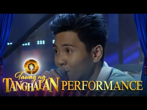 Tawag ng Tanghalan: Ryan Mark Patrocenio   Kay Ganda Ng Ating Musika
