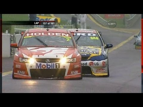 2005 Sandown 500 - Final 20 Laps