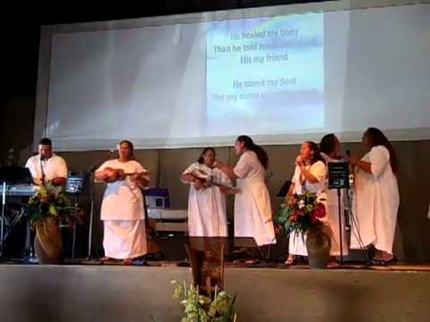 Kekaha Worship Team Sept.11, 2011 Hilo, HI