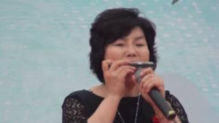 하모니카 연주가 이영자(원장) & 김두선 / 선창 / 울어라 열풍아 /팔공산 씨네 80 자동차 극장/대한예술인협회
